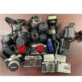 ペンタックス(PENTAX)の大量 ジャンク フィルムカメラ デジタルカメラ ビデオカメラ カセット レンズ他(フィルムカメラ)