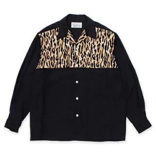 WACKO MARIA - WACKO MARIAワコマリア50sシャツ/レオパード豹柄