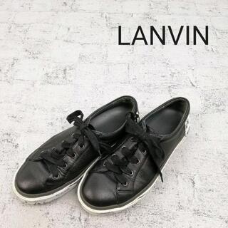 ランバン(LANVIN)のLANVIN ランバン レザースニーカー(スニーカー)