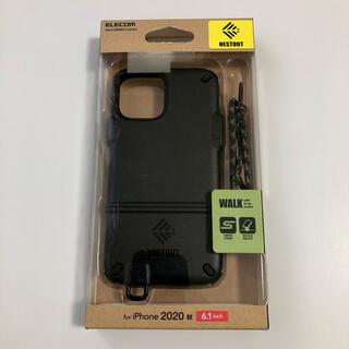 ELECOM - エレコム iPhone 12/12 Pro ケース NESTOUT ブラック