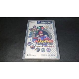 ニンテンドーゲームキューブ(ニンテンドーゲームキューブ)のGC マリオカート ダブルダッシュ!! / ゲームキューブ スリーブケース無し(家庭用ゲームソフト)