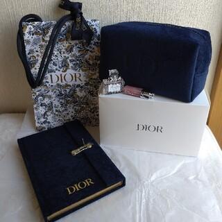 Dior - ◆新品未使用品◆Dior ディオール クリスマスオファー2021 ポーチ ノート
