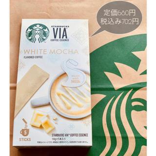 Starbucks Coffee - スタバホワイトモカ