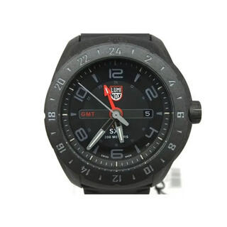 Luminox - ふ LUMINOX SXC PC CARBON GMT スペースシップ 腕時計