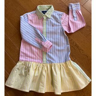 Ralph Lauren - ラルフローレン 子供服 ワンピース 女の子