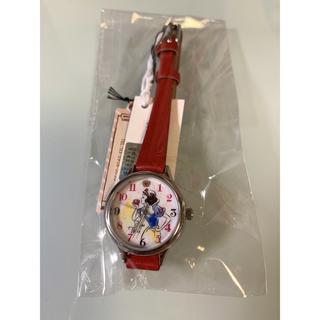 Disney - Disney|ディズニー|腕時計|白雪姫|レッド|新品未使用