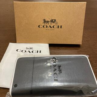 COACH - 未使用!COACH 長財布