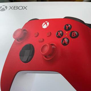 マイクロソフト(Microsoft)の新品未開封 Xbox  ワイヤレスコントローラー パルスレッド(その他)