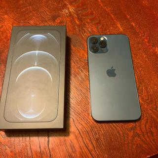 iPhone - iPhone12 promax 128GB パシフィックブルー