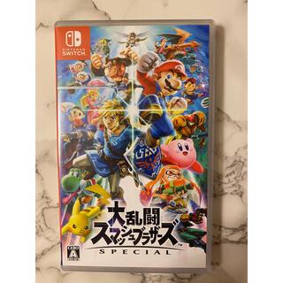 Nintendo Switch - 任天堂Switchソフト スマブラ