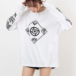 ウィゴー(WEGO)のWEGO 呪術廻戦コラボロンT(Tシャツ(長袖/七分))