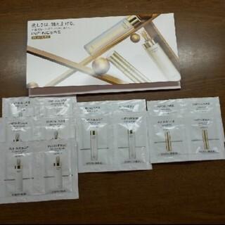 ALBION - ALBION🌸アンフィネス 乳液 化粧水 美容液 サンプル