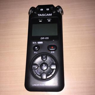 テスコム(TESCOM)のDR-05 タスカム TASCOM 日本版(その他)