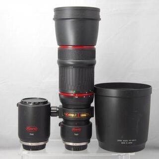 ペンタックス(PENTAX)のKOWA PROMINAR 500mm F5.6 FL PENTAX(レンズ(単焦点))