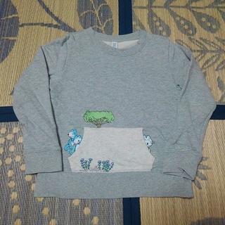 Design Tshirts Store graniph - グラニフ(graniph)  11ぴきのねこ トレーナー  130