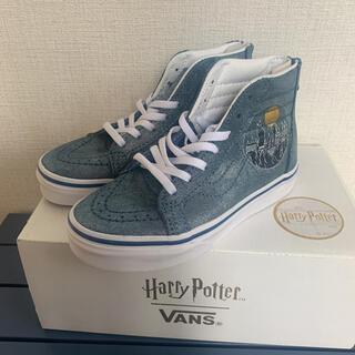 ヴァンズ(VANS)のハリーポッター vans スケートハイ 箱なし(スニーカー)