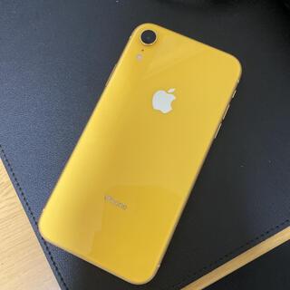 iPhone XR Yellow 128 GB SIMフリー