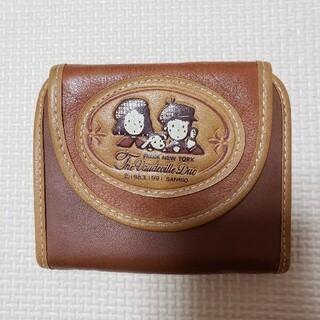 サンリオ(サンリオ)のThe Vaudeville Duo 折り財布   (財布)
