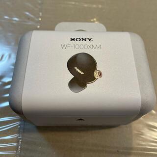 SONY - SONY WF-1000XM4 ブラック 新品未開封