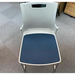 ※東京神奈川埼玉千葉限定 オカムラ製会議用椅子4脚(オフィスチェア)