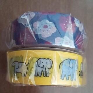 ソウソウ(SOU・SOU)のmt × sou sou  2種類  sale  細マステ  2巻セット(テープ/マスキングテープ)