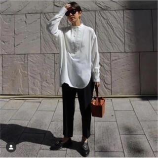 マチャット タキシードドレスシャツ