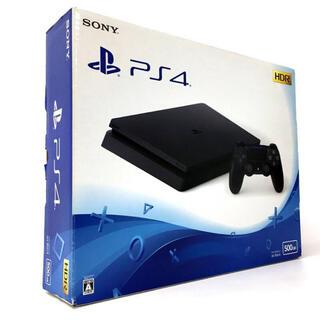 PlayStation4 - SONY PlayStation4 本体 CUH-2200AB01 未使用