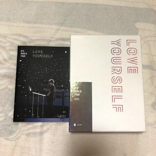 防弾少年団(BTS) - BTS LOVE YOURSELF SEOUL Blu-ray