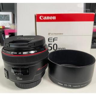 Canon - Canon EF50mm F1.2L USM