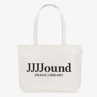 jjjjound Library Promo Tote Large トートバッグ