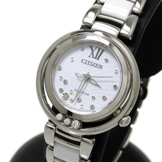 CITIZEN - シチズン 腕時計 エコドライブ エル E031-S107156 E