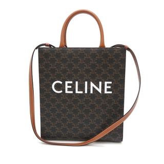 celine - セリーヌ トートバッグ 2WAY スモールバーティカルカバ  19