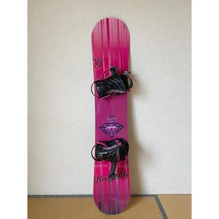 ケーツー(K2)のスノーボード板  K2 レディース(ボード)
