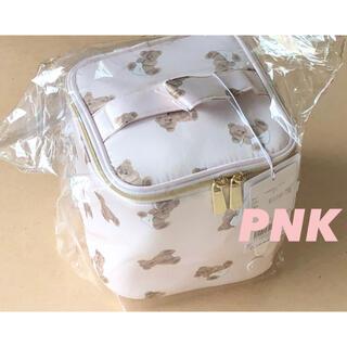 gelato pique - 【ピンク】ランドリーベア★ バニティポーチ ★ gelato pique
