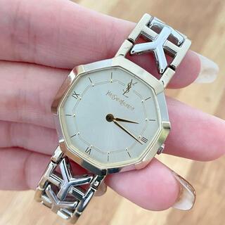 サンローラン(Saint Laurent)の稼働 イヴサンローラン ヴィンテージ 時計 クォーツ(腕時計)