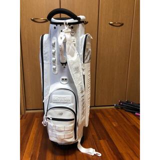 New Balance - ニューバランスゴルフ 2021年秋冬ユニセックス キャディバッグ