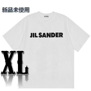 Jil Sander - 【白XL】2枚で9800円です新品 JIL SANDER  Tシャツ