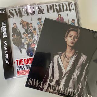 SWAG & PRIDE(神谷健太アザージャケット付)