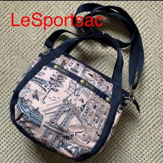 LeSportsac - レスポートサック ショルダーバッグ スモールジェニー