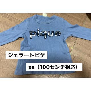gelato pique - キッズ服 ジェラートピケ 100サイズ(XS) ロンT  冬前一斉セール中