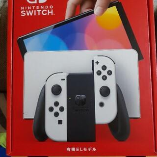 Nintendo Switch - switch有機el ホワイト
