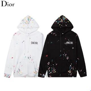 Dior - #3 男女兼用 ディオール パーカー(2枚13000 )