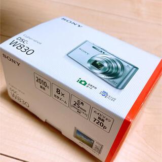 SONY - SONY Cyber−Shot W DSC-W830