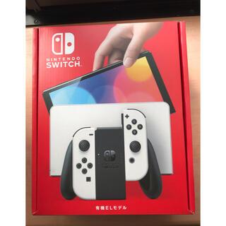 Nintendo Switch - 【新品未開封】Nintendo Switch 有機ELモデル ホワイト 本体