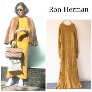 Ron Herman - ロンハーマン モヘヤワンピース