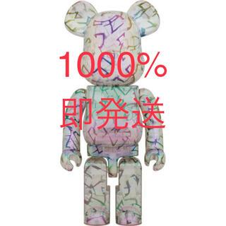 MEDICOM TOY - JIMMY CHOO /BE@RBRICK JIMMY CHOO 1000%