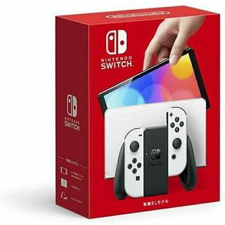 Nintendo Switch - Nintendo Switch(有機EL) ホワイト 任天堂 スイッチ
