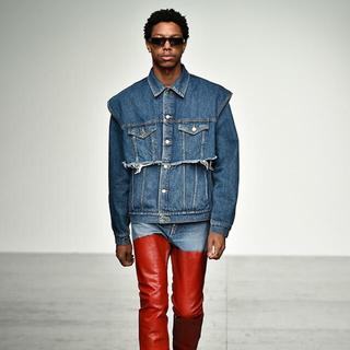 ジョンローレンスサリバン(JOHN LAWRENCE SULLIVAN)のJOHN LAWRENCE SULLIVAN denim jacket(Gジャン/デニムジャケット)
