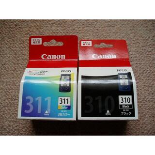 Canon - 【純正品】CANON FINEカートリッジ BC-311+BC-310