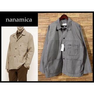 nanamica - 新品 定3.2万 ナナミカ 20ss SUAS064 カバーオール ジャケット紺